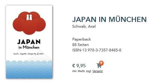 »Japan in München« ist lieferbar!