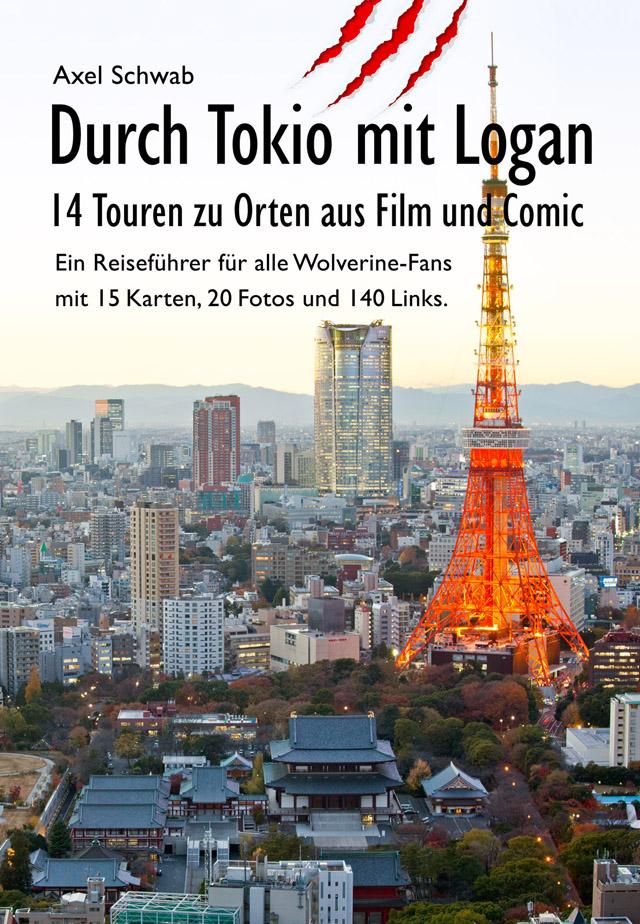 Durch Tokio mit Logan