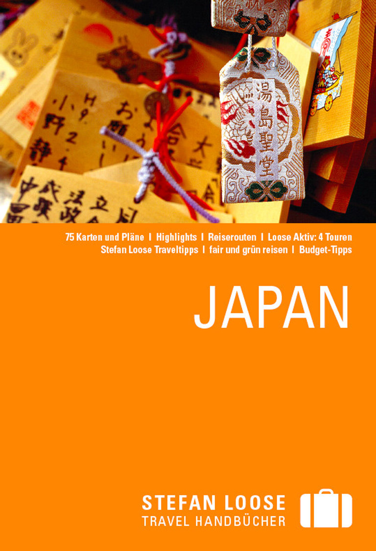 Stefan Loose Travel Handbuch Japan