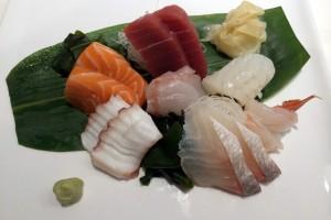 Sashimi im Sushi Se - Update zu Japan in München: Sushi, Suppen, Shopping & mehr