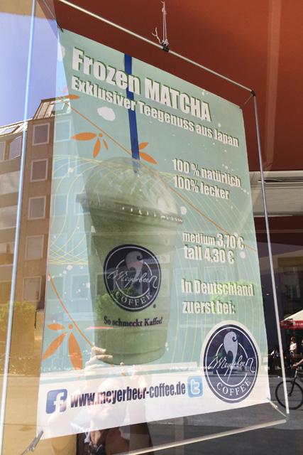 Frozen-Matcha-Tee-Japan-in-Muenchen-Plakat