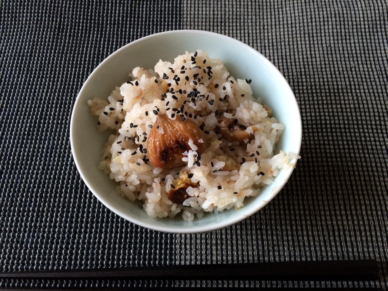 Rezept zur Herbstzeit: Kuri-Gohan