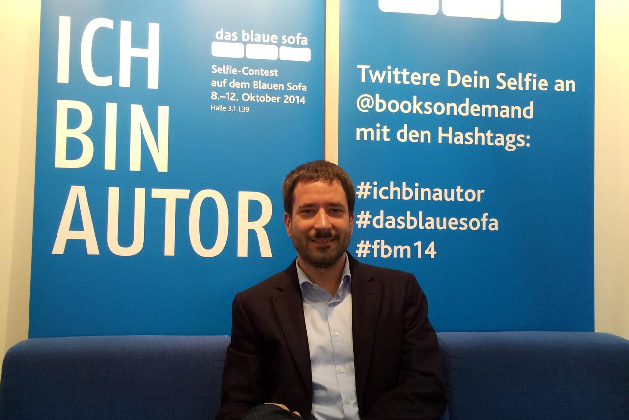 Bericht von der Buchmesse in Frankfurt