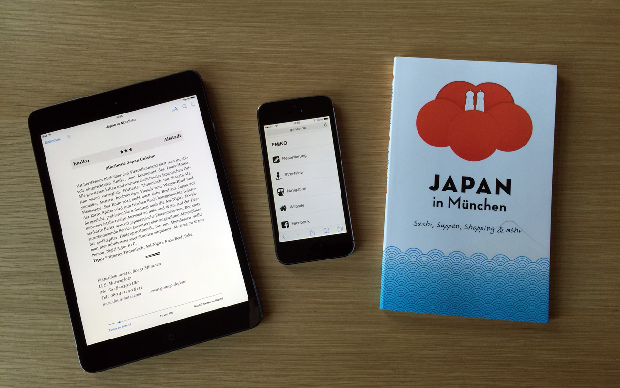"""Neuauflage """"Japan in München"""" jetzt überall erhältlich"""