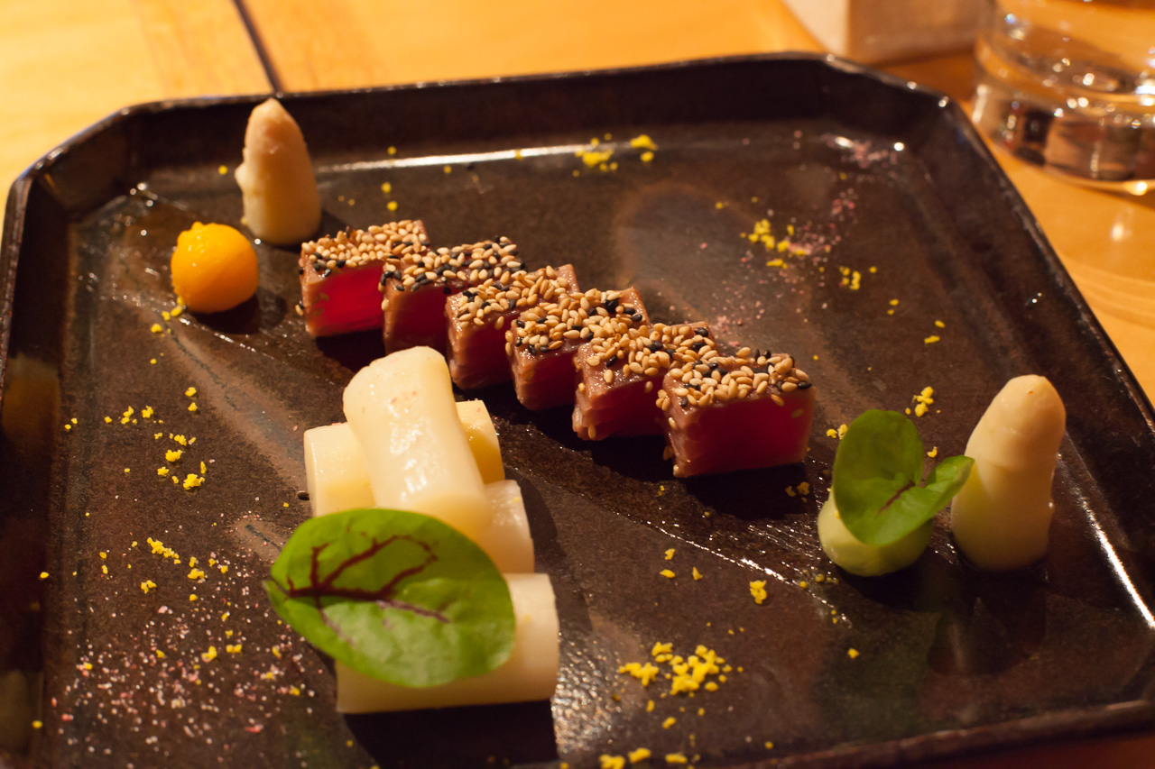 Japan-in-Muenchen-Emiko-Tataki-Thunfisch-IMG_0018