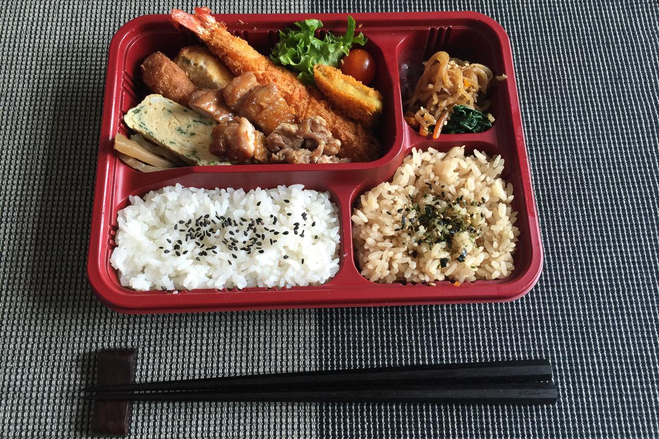 Melon-Pan, An-Pan und Neu: Bento bei Y. Suzuki