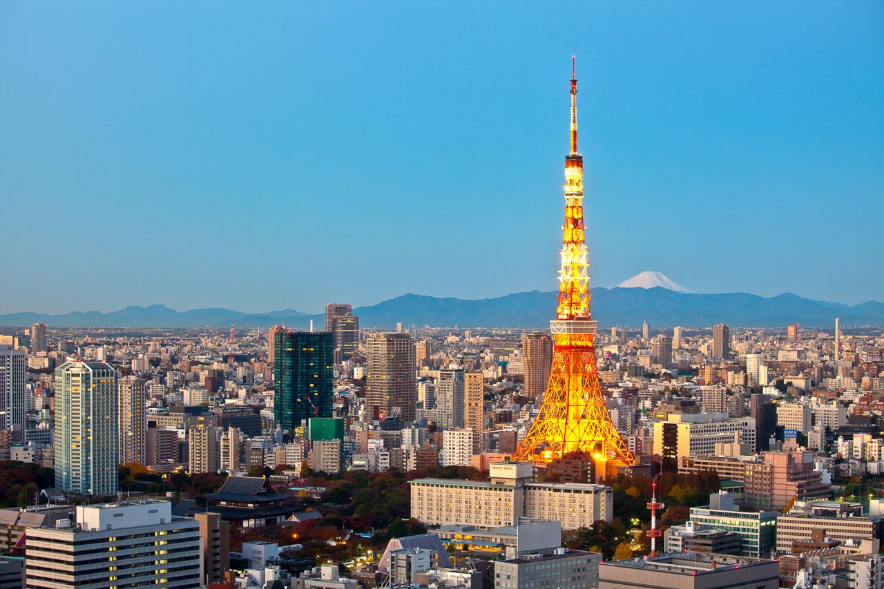 Mein Lieblingshotel in Tokio