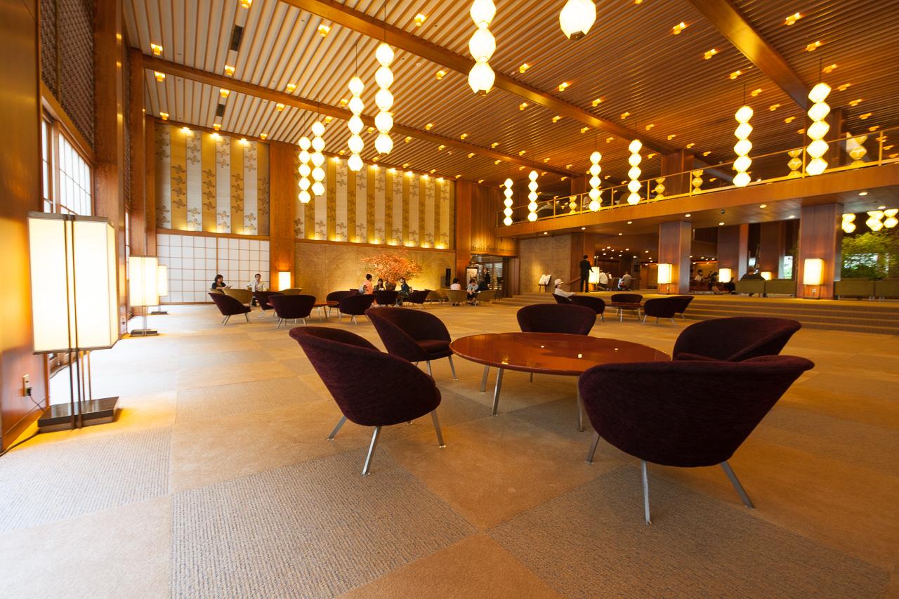 Sayonara Hotel Okura in Tokio