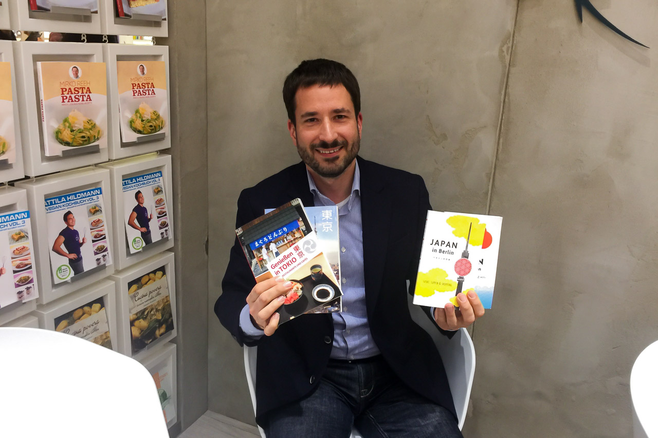 Bericht von der Buchmesse Frankfurt 2015