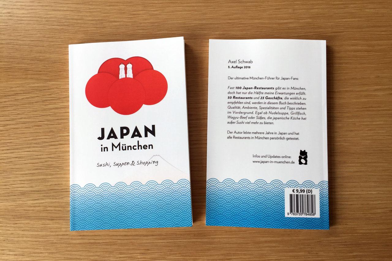 """3. Auflage """"Japan in München"""" erschienen"""