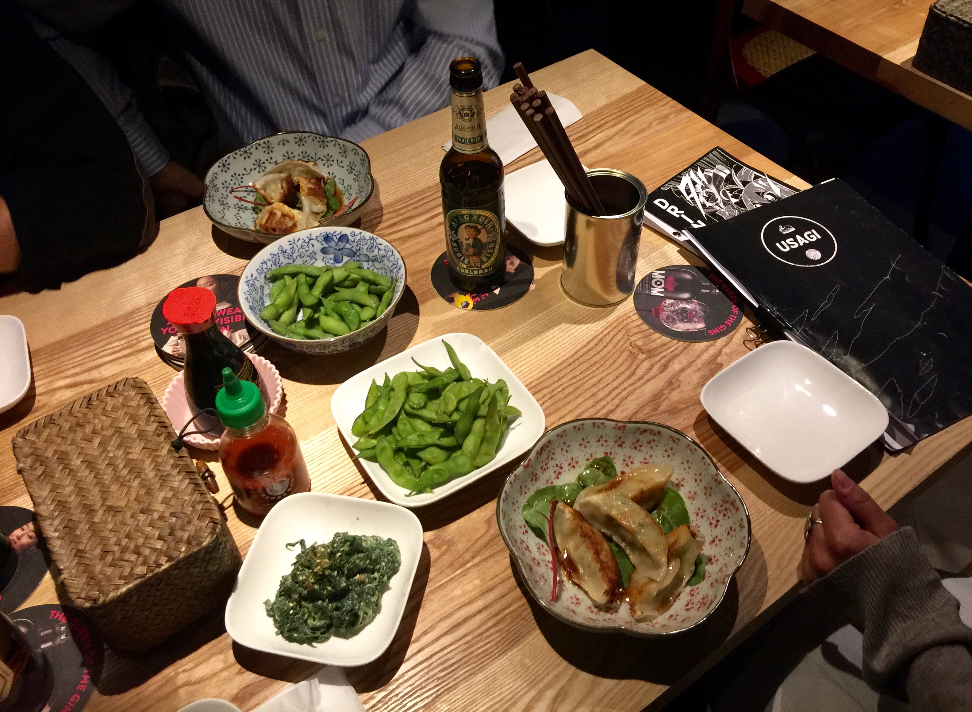 Usagi: Restaurant, Izakaya & Bar im Glockenbachviertel