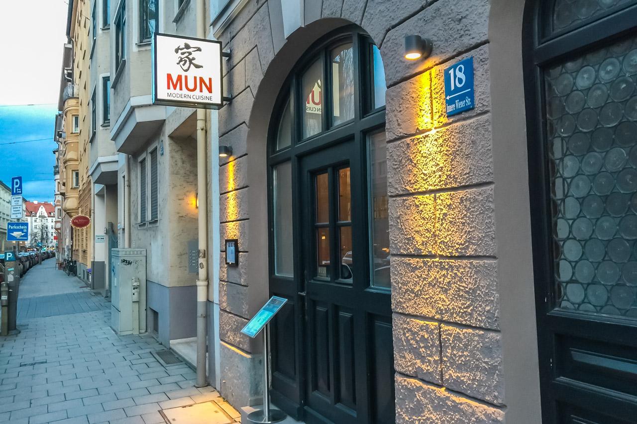 Restaurant MUN – Asian-Fusion der Extraklasse