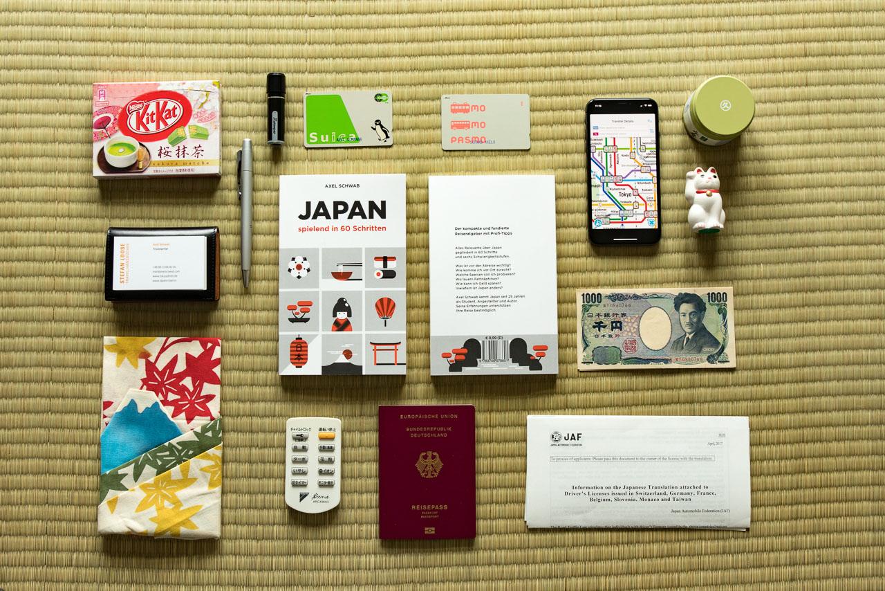 »Japan spielend in 60 Schritten« erschienen