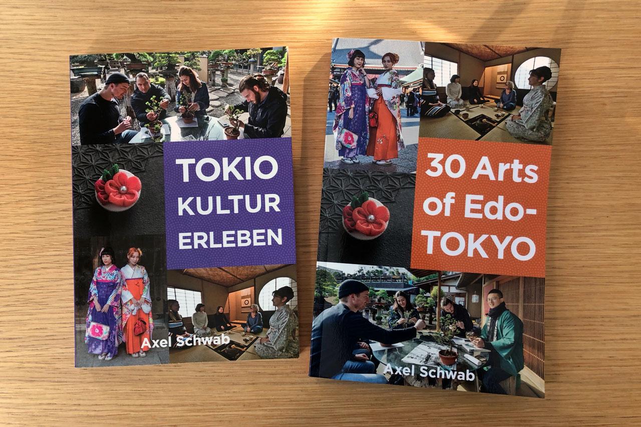 Neues Buch »Tokio Kultur erleben« erschienen